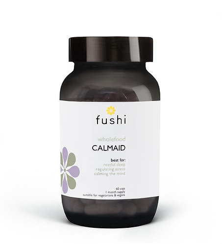 Fushi Wholefood Calmaid - 60 Veg Caps