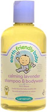 Earth Friendly Baby Calming Lavender Shampoo & Bodywash - 250ml