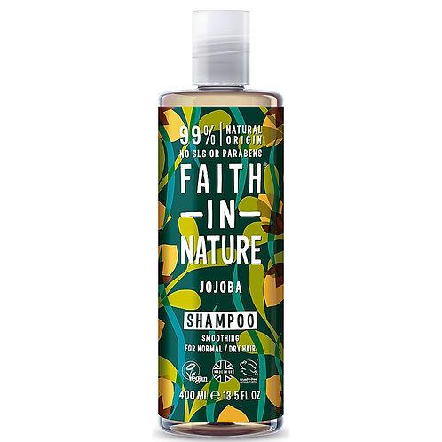 Faith in Nature Jojoba Shampoo - 400ml