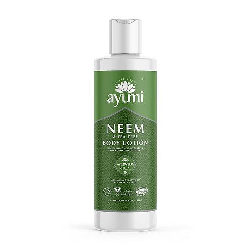Ayumi Neem & Tea Tree Body Lotion - 250ml