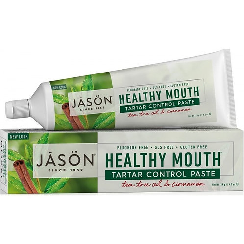 Jason Healthy Mouth Tartar Control Toothpaste
