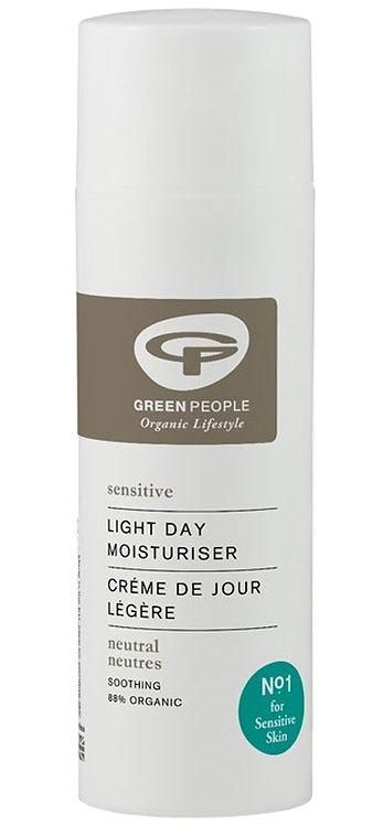 Green People Scent Free Light Day Moisturiser