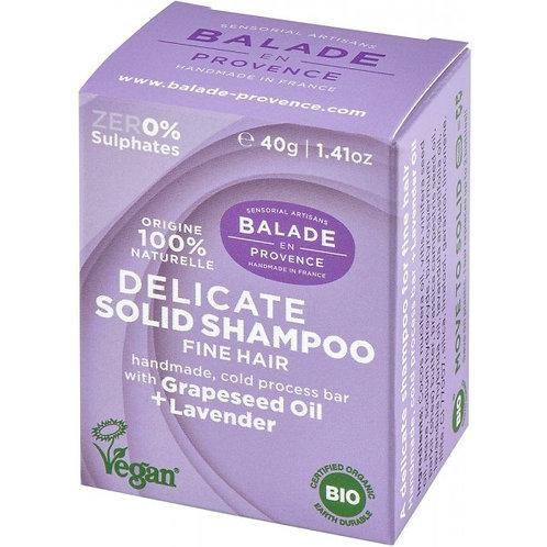 Balade En Provence Delicate Solid Shampoo - Lavender - 40g
