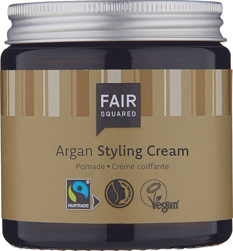 Fair Squared Argan Styling Cream - 100ml