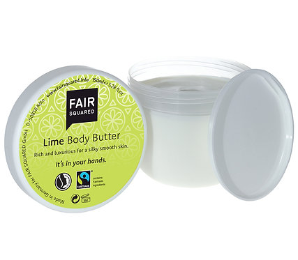 Fair Squared Lime Body Butter
