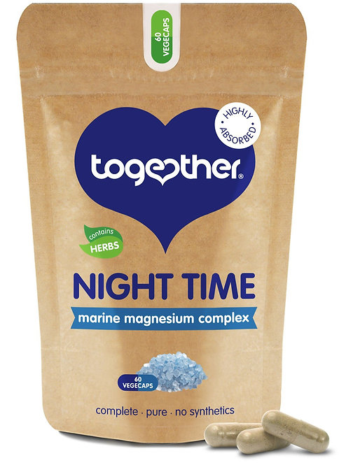 Together Night Time - 60 Veg Caps