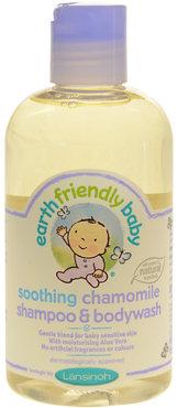 Earth Friendly Baby Soothing Chamomile Shampoo & Bodywash - 250ml
