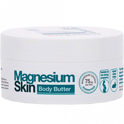 BetterYou Magnesium Skin Body Butter - 15% Magnesium Oil - 200ml