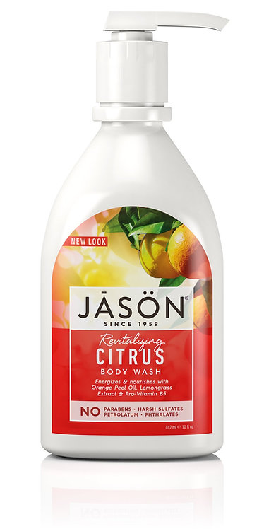 Jason Revitalising Citrus Body Wash