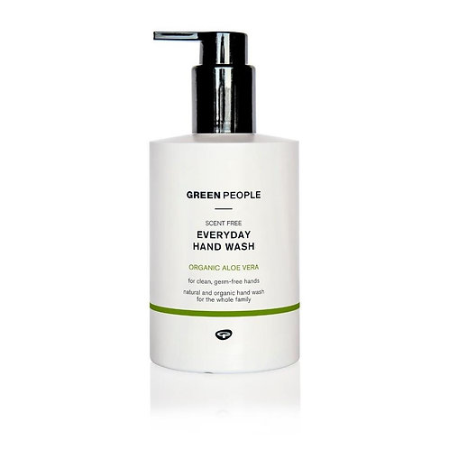 Green People Scent Free Everyday Hand Wash - 300ml