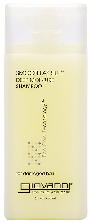 Giovanni Smooth As Silk Deep Moisture Shampoo - 60ml
