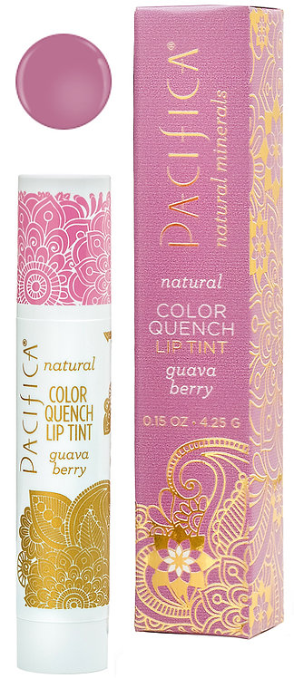 Pacifica Colour Quench Lip Tint - Guava Berry