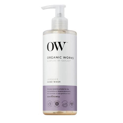 Organic WorksLavender Hand Wash