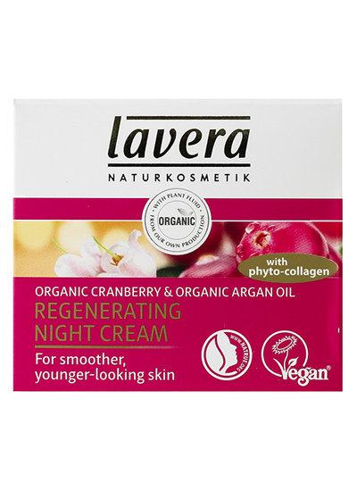 Lavera Regenerating Night Cream