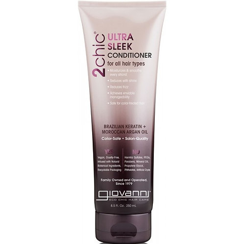 Giovanni Ultra Sleek Conditioner - 250ml