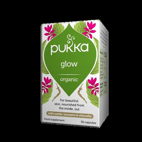 Pukka Glow - 30 Vegetable Capsules