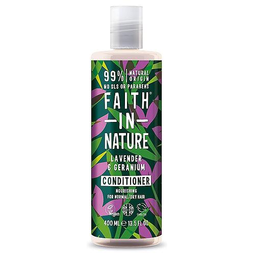 Faith in Nature Lavender & Geranium Conditioner - 400ml