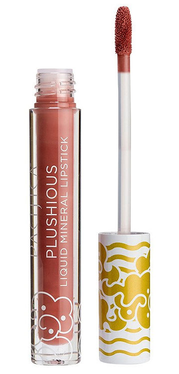 Pacifica Plushious Mineral Lipstick - Breathless