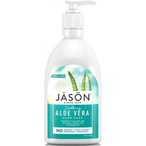 Jason Soothing Aloe Vera Hand Soap - 473ml