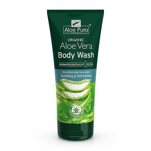 Aloe Pura Aloe Vera Body Wash - 200ml