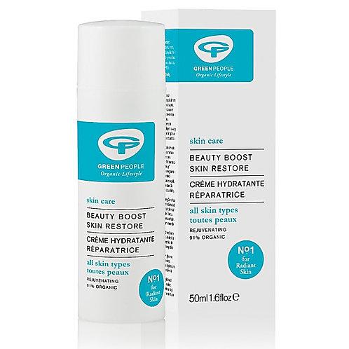 Green People Beauty Boost Skin Restore - 50ml
