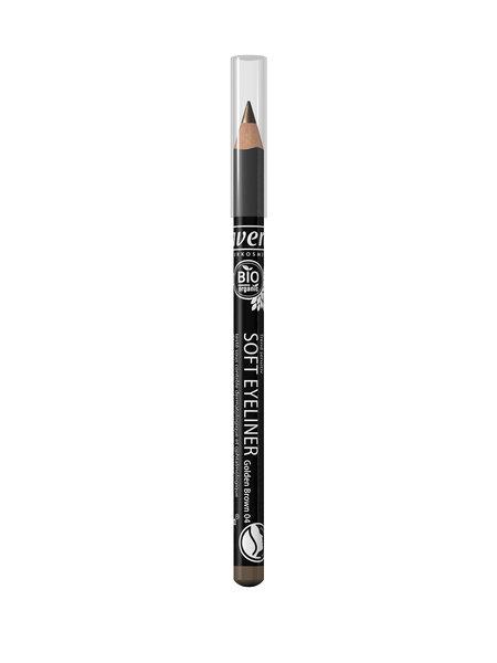 Lavera Soft Eyeliner Pencil - Golden Brown