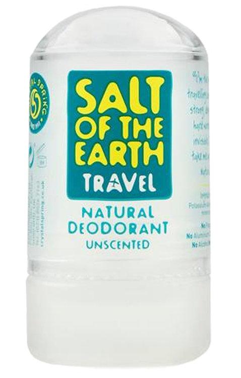 Salt of the Earth Crystal Travel Deodorant - 50g