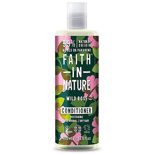 Faith in Nature Wild Rose Conditioner - 400ml
