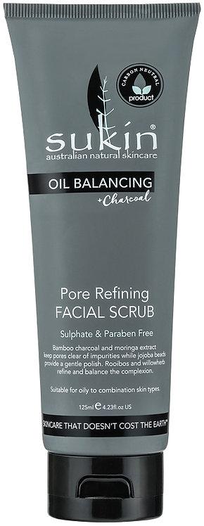 Sukin Pore Refining Facial Scrub Oil Balancing
