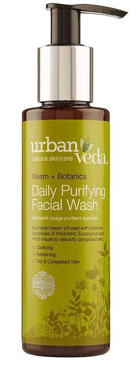 Urban Veda Daily Purifying Facial Wash - 150ml
