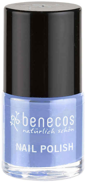 Benecos Nail Polish - Blue Sky