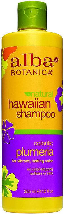 Alba Botanica Hawaiian Plumeria Shampoo