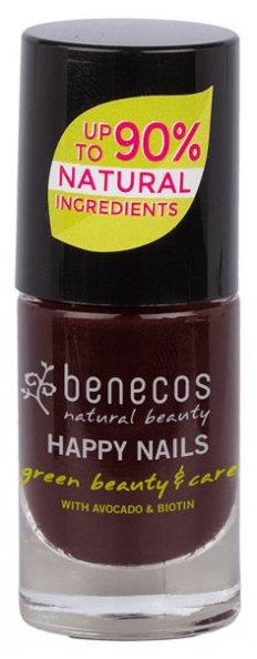 Benecos Natural Nail Polish - Vamp