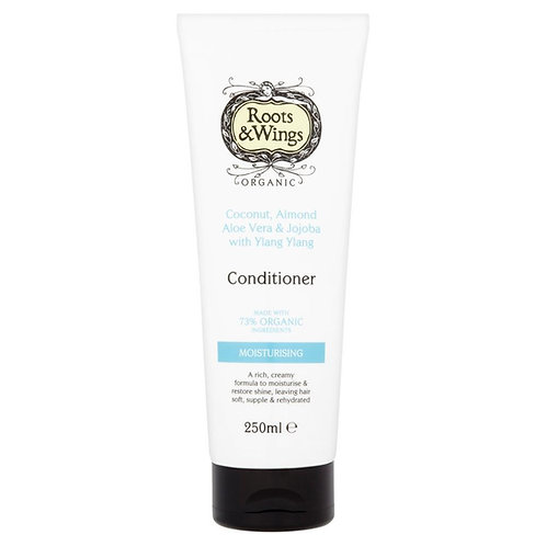 Roots and Wings Coconut, Almond, Aloe Vera Conditioner