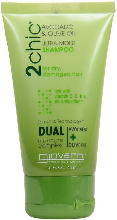 Giovanni Ultra Moist Shampoo - 44ml