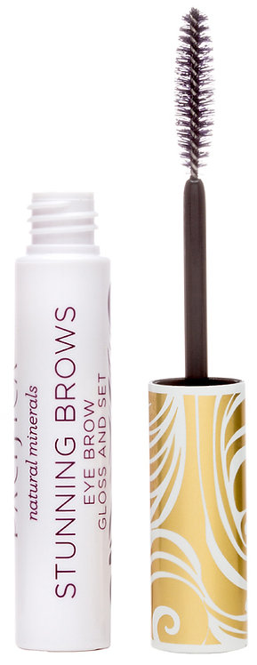 Pacifica Stunning Brows Eyebrow Gloss & Set - Clear