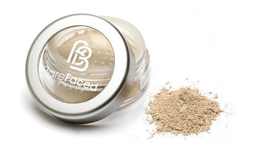Barefaced Beauty Mineral Foundation - Whisper - 12g
