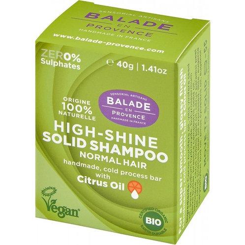 Balade En Provence High Shine Solid ShampooBar - 40g