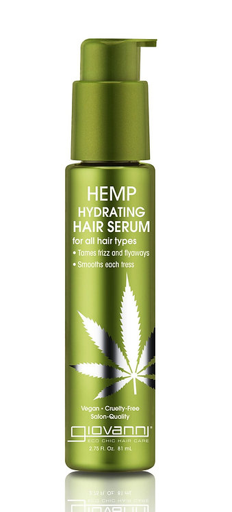 Giovanni Hemp Hydrating Hair Serum