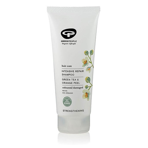Green People Intensive Repair Shampoo - 200ml
