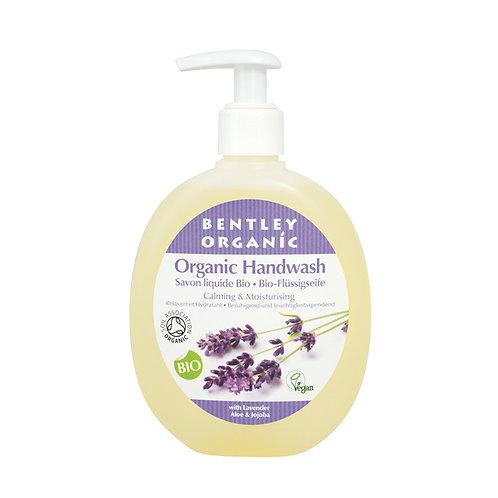 Bentley Organic Calming & Moisturising Handwash - Lavender - 250ml