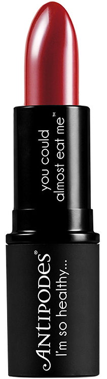 Antipodes Oriental Bay Plum Moisture-Boost Natural Lipstick