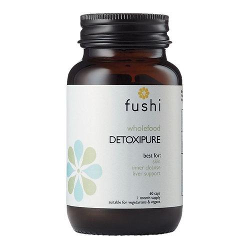 Fushi Wholefood Detoxipure Inner Cleanse - 60 Vegetable Capsules