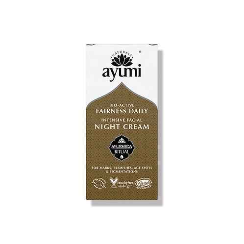 Ayumi Fairness Daily Night Cream Intensive - 50ml