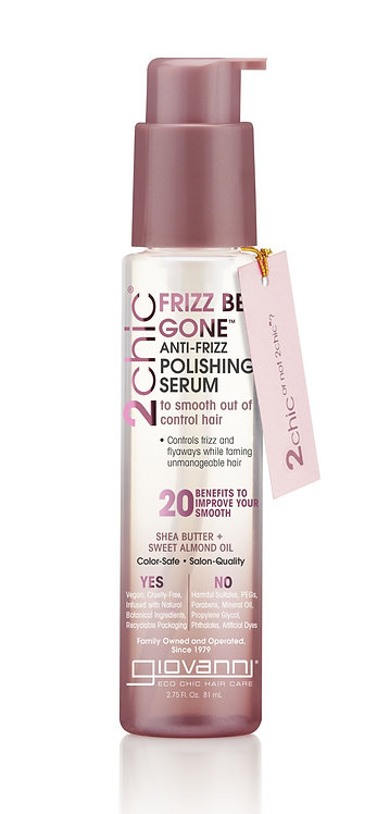 Giovanni Frizz Be Gone Anti Frizz Polishing Serum