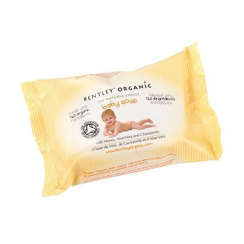 Bentley Organic Baby Soap - 125g