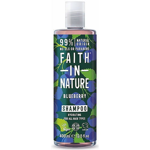 Faith in Nature Blueberry Shampoo - 400ml