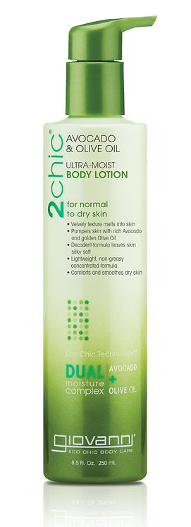 Giovanni Ultra Moist Body Lotion - 250ml