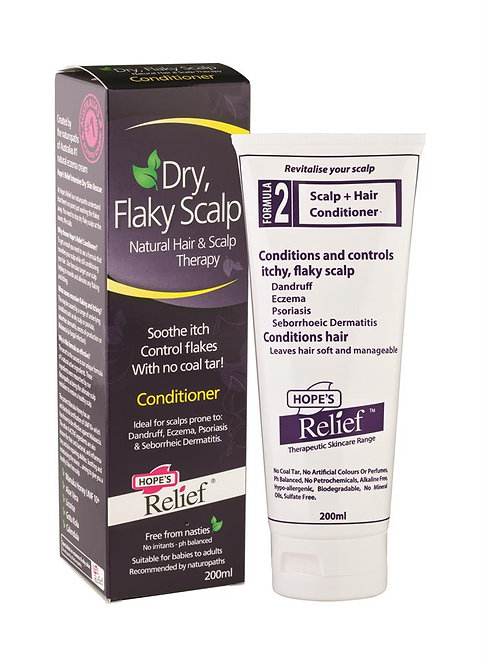 Hope's Relief Itchy Flaky Scalp Conditioner - 200ml