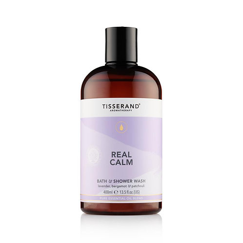 Tisserand Real Calm Bath & Shower Wash